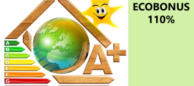 Ecobonus 110% Capiamo insieme come funziona